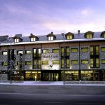 FACHADA PRINCIPAL - HOTEL ANETO
